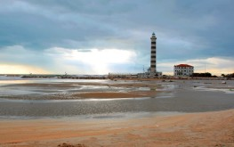 Il faro di Jesolo Lido (ph. Digital Photo S.G.)
